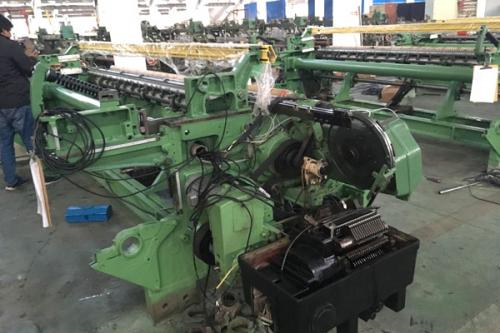 Reconditioned Rapier Loom (High Speed)